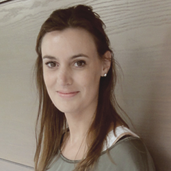 Portretfoto spreker Femke de Vries