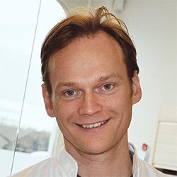 Portretfoto spreker Folkert Blok