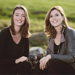 Portretfoto spreker Kim van der Meer & Roos Visser