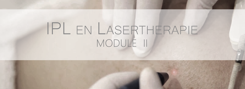 Post-HBO IPL en Lasertherapie Module II