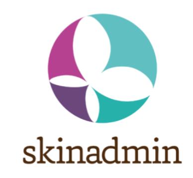 Logo skinadmin